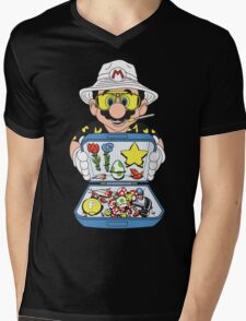 Koopa Country Mens V-Neck T-Shirt