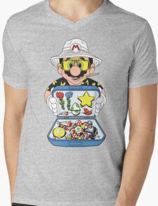 Koopa Country Mens V-Neck T-Shirt