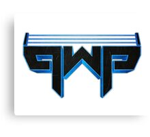 Pro Wrestling Ponderings Canvas Print