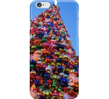 Xmas Bulbs iPhone Case/Skin