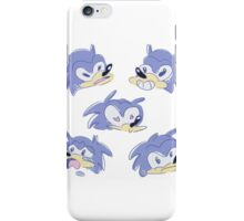 Sonic the HogHedge iPhone Case/Skin