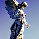 Angels by the sea #2 by RobAllsop