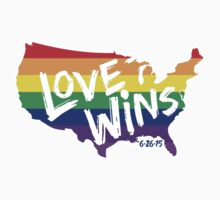 Love Wins Commemorative Art by DesignAndDandy