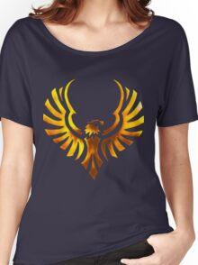 Phoenix - Golden Women's Relaxed Fit T-Shirt