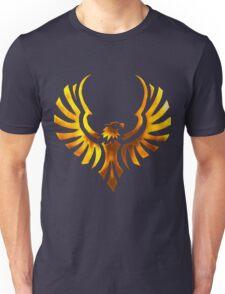 Phoenix - Golden Unisex T-Shirt