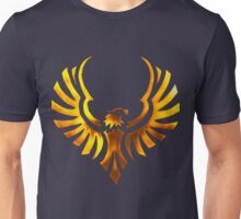 Phoenix - Golden Unisex T-Shirt