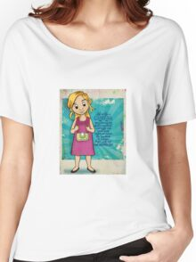 Littlest Photographer Women's Relaxed Fit T-Shirt
