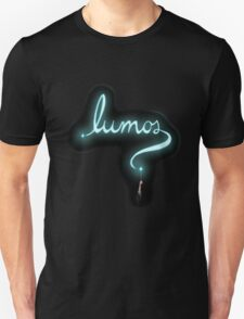 Lumos 2 (sticker) T-Shirt
