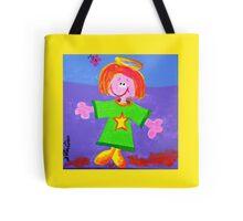 Evie's Angel Tote Bag