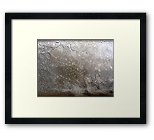 Even the Poorest Thing Shines I Framed Print