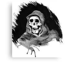 The Grim Reaper Canvas Print