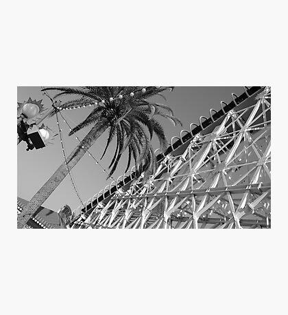 Coaster Road Photographic Print
