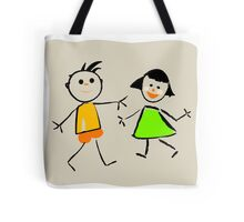 Beautiful kids Tote Bag