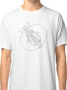 Steampunk Entomology Mecha-beetle Classic T-Shirt