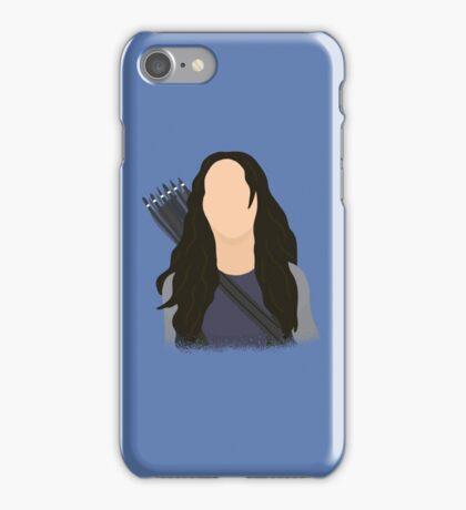 Vector Katniss iPhone Case/Skin
