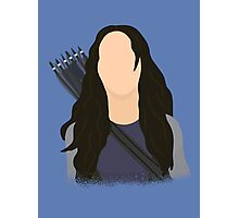 Vector Katniss Photographic Print