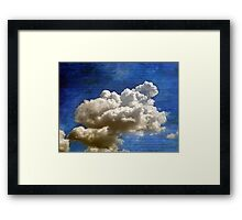 ©HCS Blended In Blue VA Framed Print