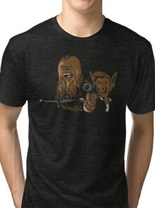 Alf Solo and Friend Tri-blend T-Shirt
