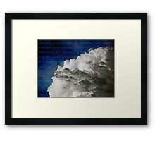 ©HCS Blended In Blue IIIA Framed Print