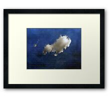 ©HCS Blended In Blue IIA Framed Print