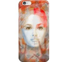 The passage fragment - she iPhone Case/Skin