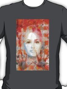 The passage fragment - she T-Shirt