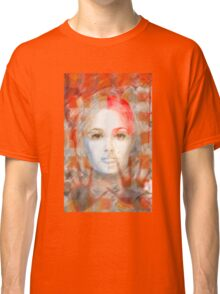 The passage fragment - she Classic T-Shirt
