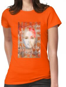 The passage fragment - she Womens Fitted T-Shirt