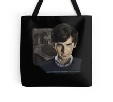Norman Bates-Bates Motel Tote Bag