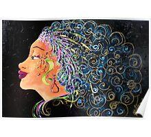 Lady Rio Poster