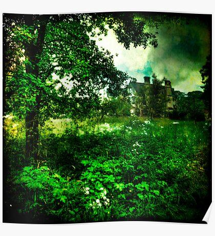 Nunnington Hall, Wild Gardens Poster