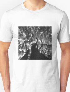 In black and white Stunning Trees  Unisex T-Shirt