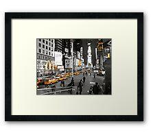 Taxi? Framed Print