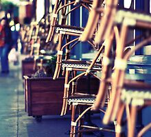 Chairs by Jun Song