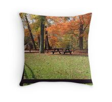 Park Peace Throw Pillow