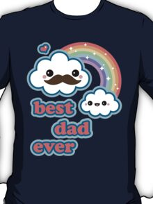 Cute Best Dad Ever T-Shirt