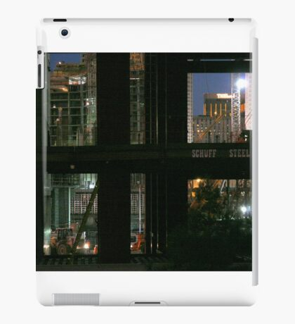 The Work Site iPad Case/Skin