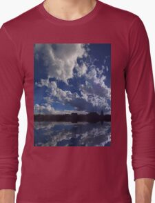 ©The Sun Series XIX Move On With The Wind IIID Long Sleeve T-Shirt