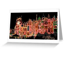 Fantasy Lights Greeting Card