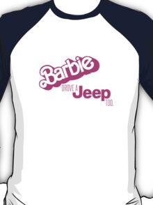 VINTAGE BARBIE JEEP T-Shirt