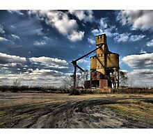 State of the Economy  Photographic Print