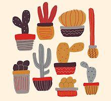 Kaktus by annisatiarau
