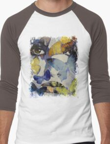 Butterflies Men's Baseball ¾ T-Shirt