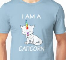 I Am A Caticorn Unisex T-Shirt