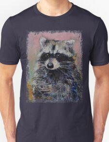 Raccoon Unisex T-Shirt