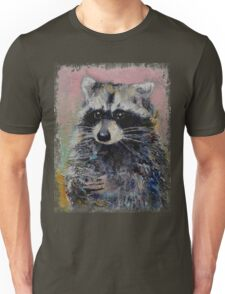 Raccoon Unisex T-Shirt