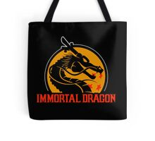 Inmortal Dragon - Shenron parody Tote Bag