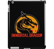 Inmortal Dragon - Shenron parody iPad Case/Skin