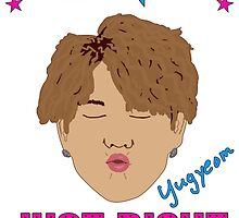 Got7 Just Right - Yugyeom by kpoplace