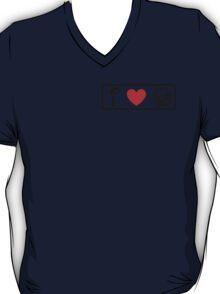 I Heart The Lion King (Classic Logo) T-Shirt